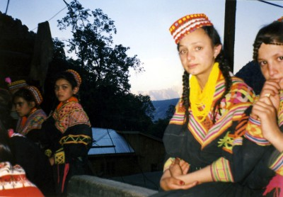 Kalash tribe- Bhumbule Valley- Pakistan